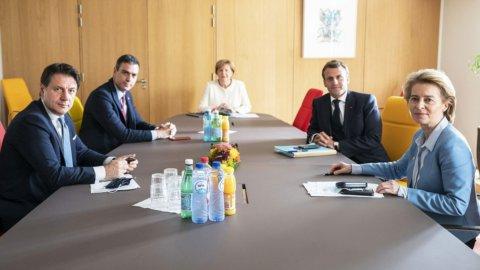 L'Italia dal Piano Marshall al Recovery Fund: la differenza è nella leadership
