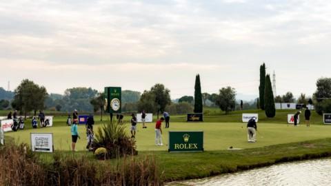 Golf, Open d'Italia