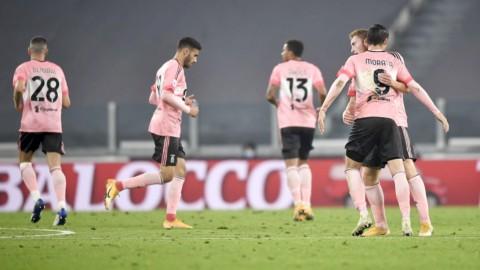 Juve in rosa contro il Verona