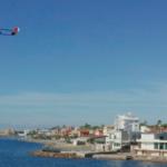 Leonardo sperimenta droni per trasportare materiale sanitario