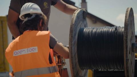 Open Fiber porta la fibra ottica anche a Belluno