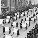 ACCADDE OGGI – Suffragette, nel 1915 la storica marcia a New York