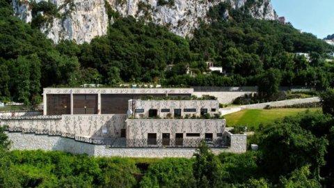 Capri, Terna la collega alla terraferma e l'elettricità è 100% green