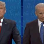 Trump-Biden divisi su tutto, ma il duello non finisce in rissa