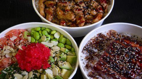 Poké-Sushimania: a Roma il delivery si trasforma in ristorante