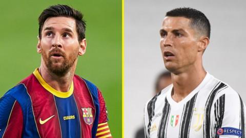 Juve-Barca, niente sfida CR7-Messi. Pari per Inter e Atalanta