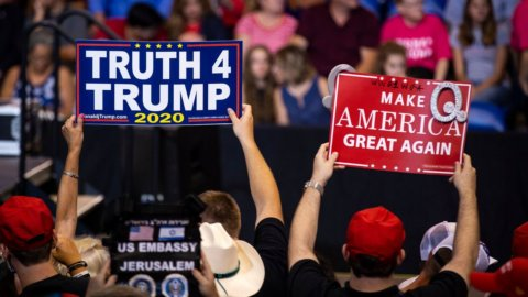 Elezioni Usa, fake news e sindrome del complotto