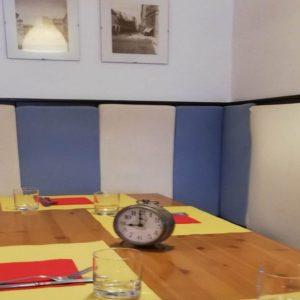 Vagh in Ufezzi: a Bologna si mangia e si paga a tempo