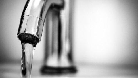 Quanto vale l'acqua? Quasi 1/5 del Pil