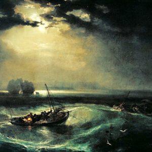 William Turner: paesaggi e mari in burrasca per milioni di euro