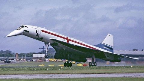 ACCADDE OGGI – Il Concorde vola per l'ultima volta nel 2003