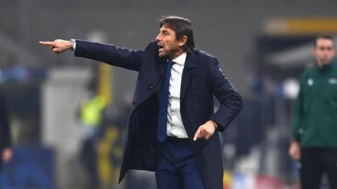 Conte, allenatore dell'Inter
