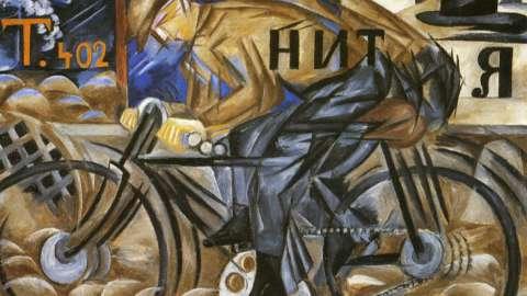 L'arte in rivolta. Pietrogrado 1917