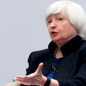 Torna Yellen: Borse su, dollaro giù. Oggi Piano Stellantis