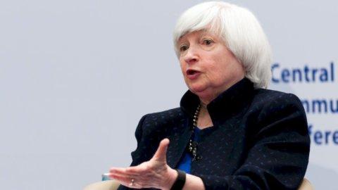 Janet Yellen, capo del Tesoro Usa