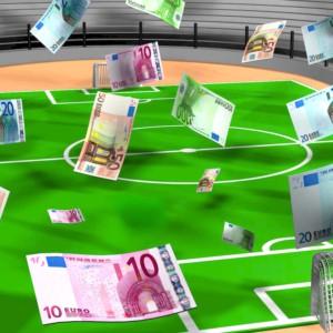 Calcio ko per Covid: ricavi da stadio e diritti tv in picchiata