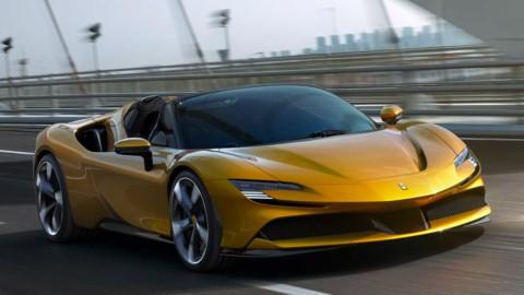Ferrari SF90 Spider: ecco il nuovo modello del Cavallino