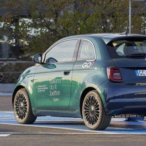 Car sharing, l'esordio di Leasys (Fca) con la 500 elettrica