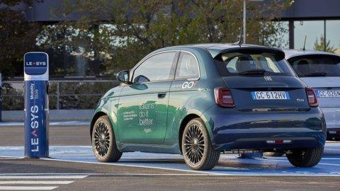 Car sharing Milano: arrivano le auto elettriche di Leasys