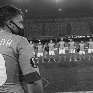 Il Milan tenta la fuga ma il big match è Napoli-Roma