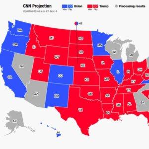 Elezioni Usa: ecco gli scenari dopo il voto e l'incognita Corte Suprema