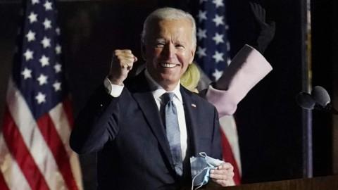 Il presidente Joe Biden