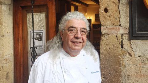 Domenico Pichini: a Pitigliano la storia arriva in tavola