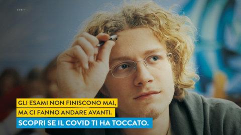 Covid-19, Bergamo sostiene la campagna #iomitesto