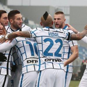 L'Inter risorge, la Juve delude, l'Atalanta crolla