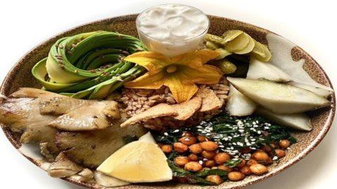La ricetta di Paolo Baratella: una ciotola della salute vegana per le feste