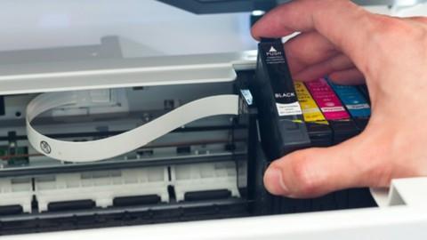 Hp, stampanti e cartucce: maxi-multa dall'Antitrust