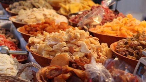 Frutta secca a Capodanno: ragioni storiche e proprietà nutritive