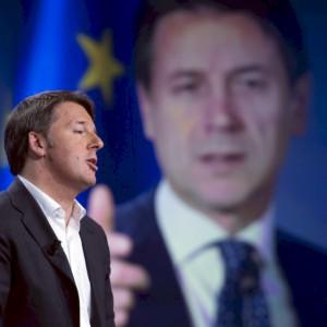 Conte-Renzi, salta l'incontro e sale la tensione