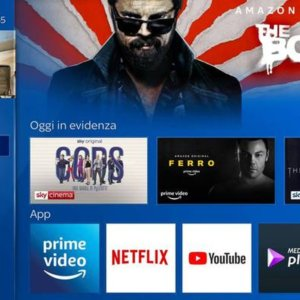 Amazon Prime Video da oggi si vede anche su Sky