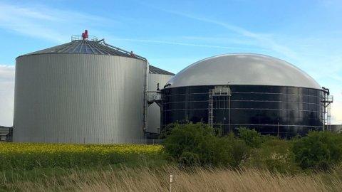 Energia, parte la corsa del biogas
