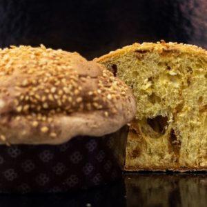 La ricetta di Simone Bortolus: il Pan Gigio, originale panettone alle arachidi