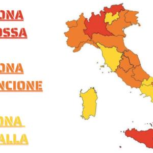 Colore Regioni: Lombardia resta arancione, Lazio in bilico