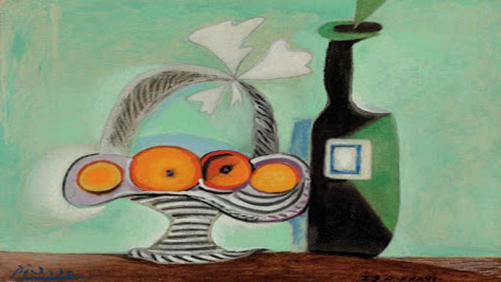Natura morta Pablo Picasso