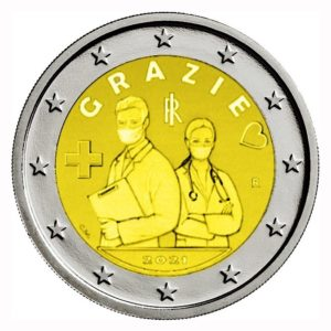 Numismatica e Professioni: le nuove monete 2021