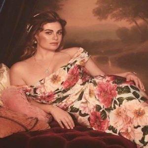 Arte e Moda, sempre più insieme nelle nuove campagne. Vanessa Incontrada é la nuova musa della collezione D&G ispirata a Rubens