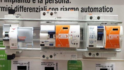 """L'impianto elettrico di casa: regaliamogli il salvavita a """"riarmo automatico"""""""