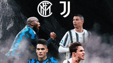 Inter-Juve, il derby d'Italia svela il vero anti-Milan