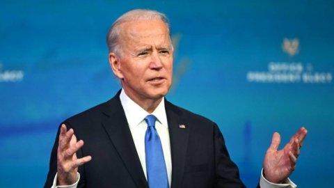 Biden punta 1.900 miliardi contro la crisi: bond e Btp ok, Borse inquiete