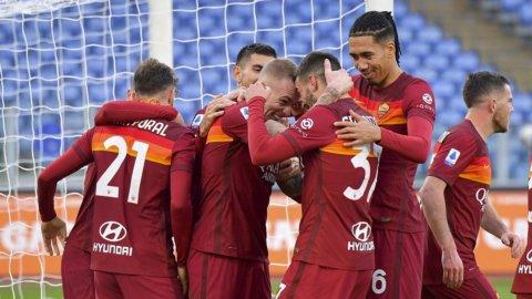 Roma, Fonseca salva la panchina. Napoli e Lazio: sfide insidiose