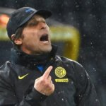 Milan crolla ma resta primo: Inter frena e oggi Juve-Bologna