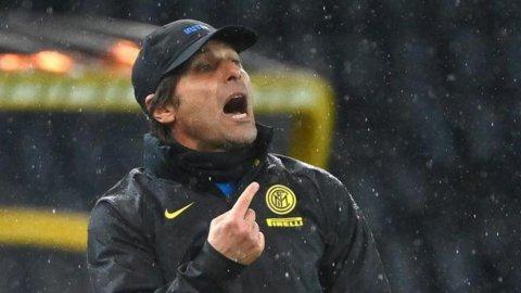 Andonio Conte allenatore Inter