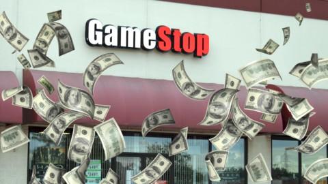 La rivolta dei trader scuote Wall Street: GameStop +1.700%