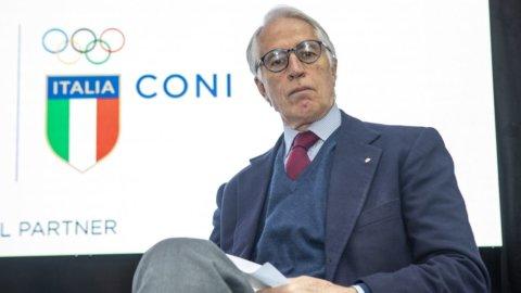 Coni, Malagò rieletto presidente: è l'ultimo mandato