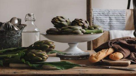 Lo spinoso di Menfi, il carciofo che piaceva a Goethe tutto sapore e sostanze benefiche