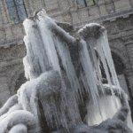 Weekend da freddo polare: sotto zero anche Roma e Napoli